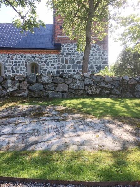 Hällristningar från bronsålder