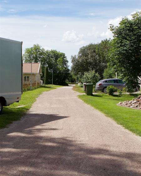 Eriksgatan o vägen Västerås - Köping