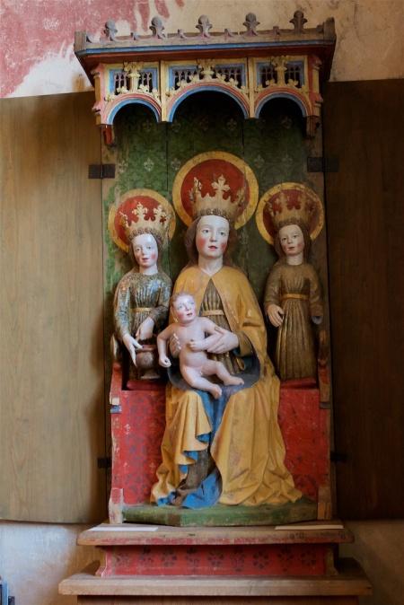 Madonnan 1400-tal