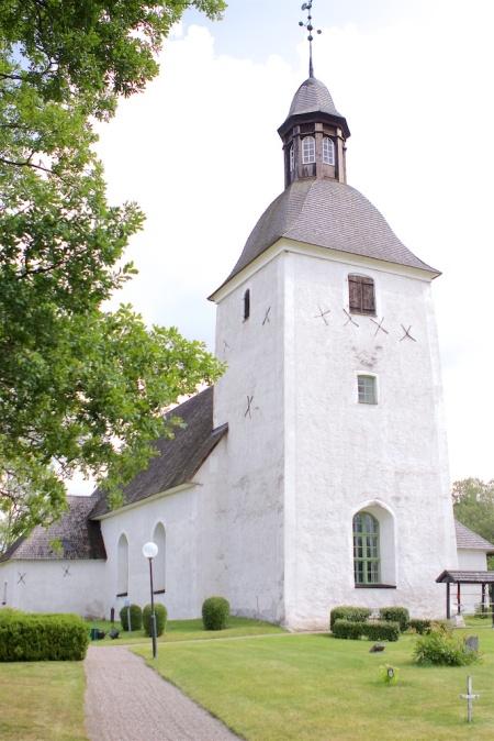 Biskopskulla kyrka