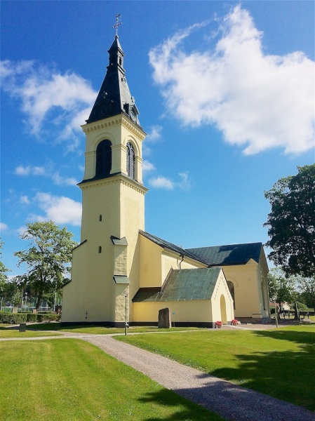 Vänge kyrka